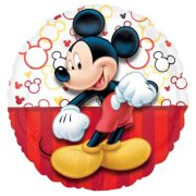 18 inch Mickey Mouse Portrait Foil Balloon (1)