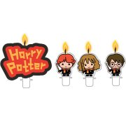 Harry Potter Candles (4)