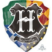 27 inch Harry Potter Crest Supershape Foil Balloon (1)