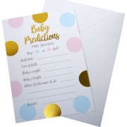 Pattern Works Baby Prediction Cards & Envelopes (10)
