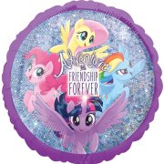 18 inch My Little Pony Friendship Forever Foil Balloon (1)