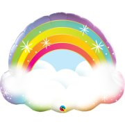 32 inch Rainbow Foil Balloon (1)