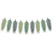 Aloha Paper Tropical Leaf Garland - 1.25m (1)