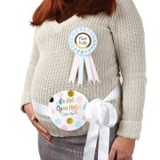 Pattern Works Mum-To-Be Ribbon and Rosette Kit (1)