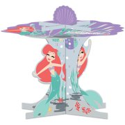 Ariel Under The Sea Cupcake Stand (1)