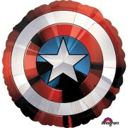 28 inch Captain America Shield SuperShape (1)