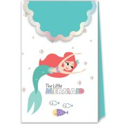 Ariel Under The Sea Paper Party Bags (6)