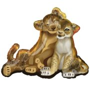 31 inch Lion King Supershape Foil Balloon (1)