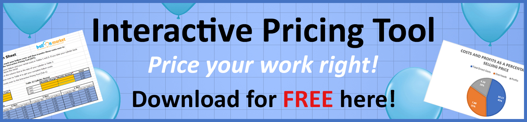 Interactive Pricing Tool image