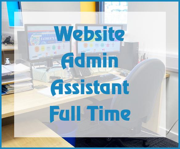 Website Admin Assistant
