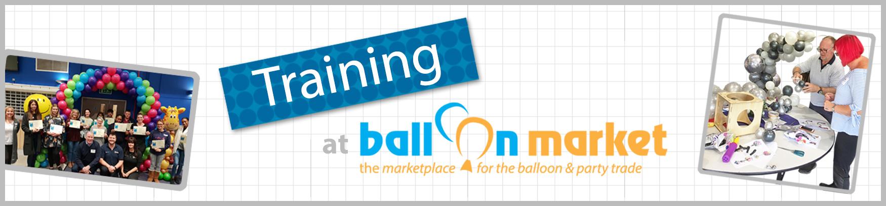 Training at Balloon Market image