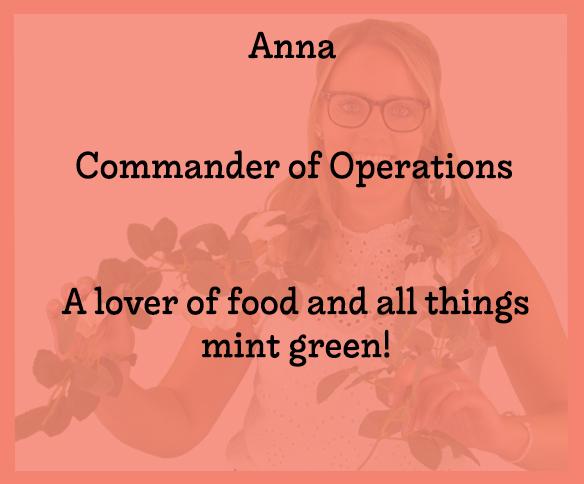 Anna G Text