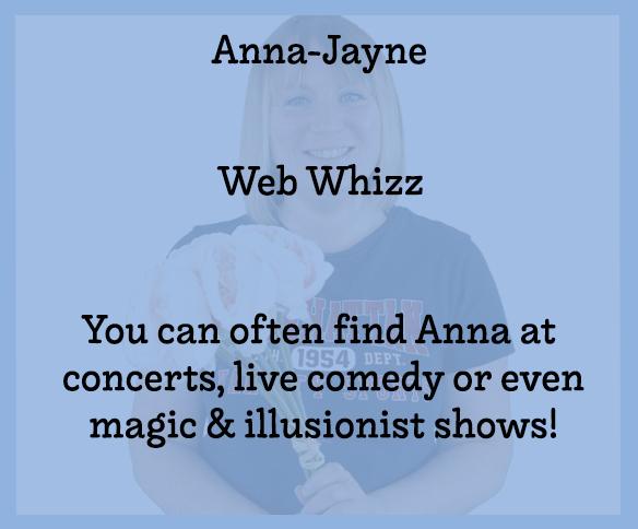 Anna-Jayne Text