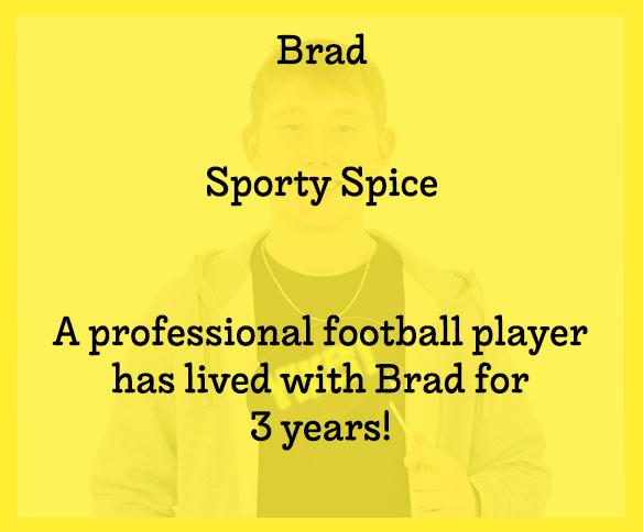 Brad Text
