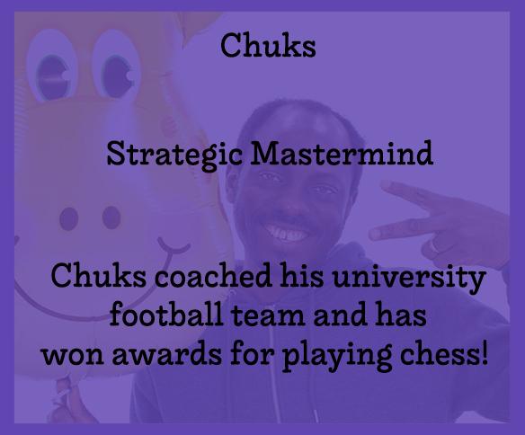 Chuks Text