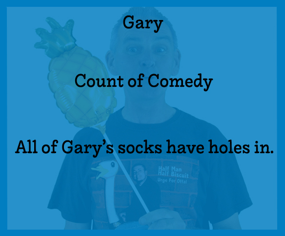 Gary Text