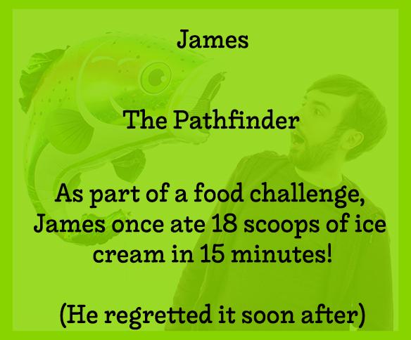 James Text