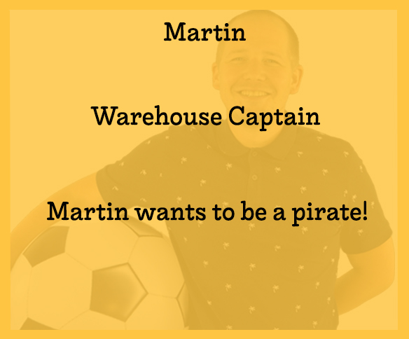 Martin Text