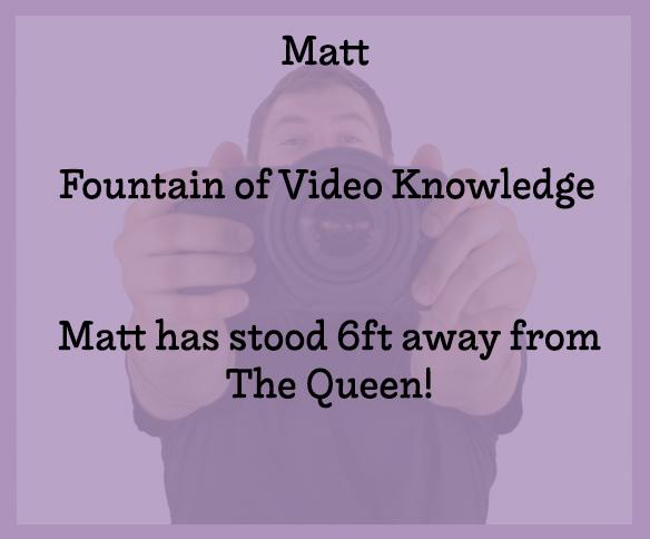 Matt Text