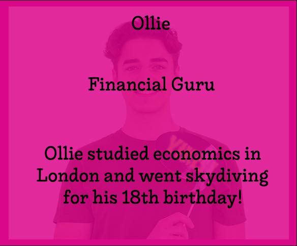 Ollie Text