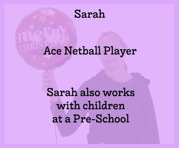 Sarah Text