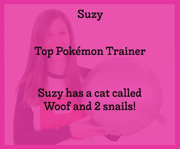 Suzy Text