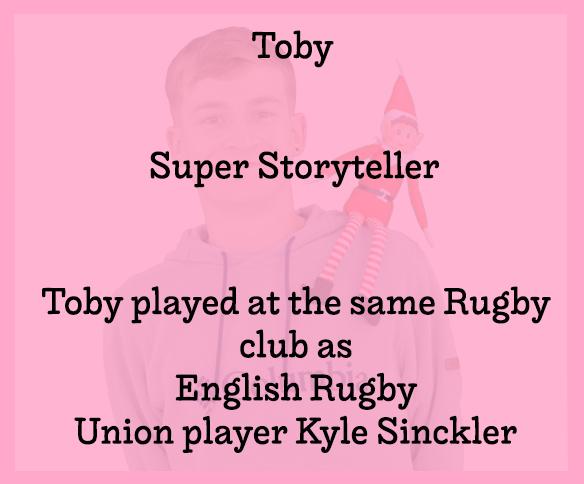 Toby Text