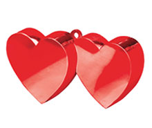 Double Heart Weights