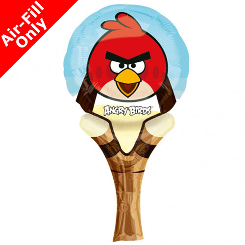 12 Inch Angry Birds Inflate A Fun Foil Balloon 1 2736001