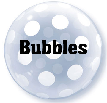 Bubble Balloons - Decorator and Themed