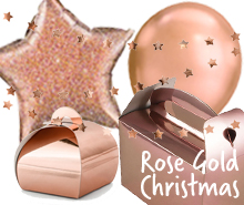 Rose Gold Christmas