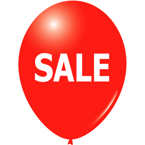 Red sale balloons 10 inch red latex sale balloons balloon market