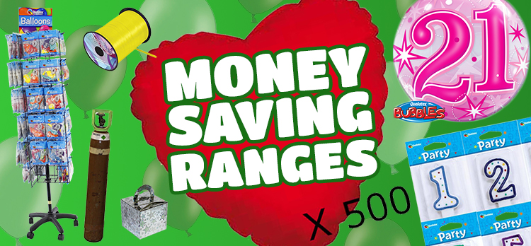 Save LOADS with our Money Saving Ranges...