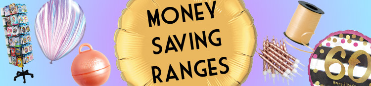 Save LOADS with our Money Saving Ranges!