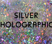 Silver Holographic