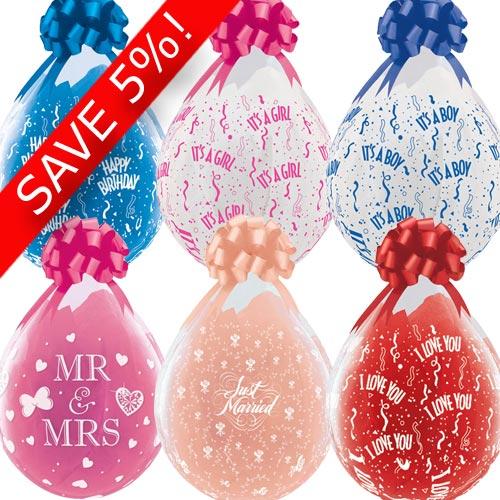 Latex stuffing balloons uk