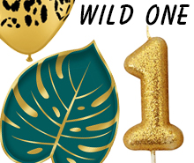 Wild One 1st Birthday